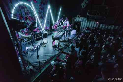 Oh Wonder - Rough Trade 5/25/17 - Photo by Dylan Lappin