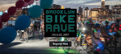 Brooklyn Bike Rave