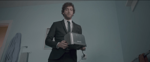 Thomas Middleditch in Entanglement, Dir. Jason James