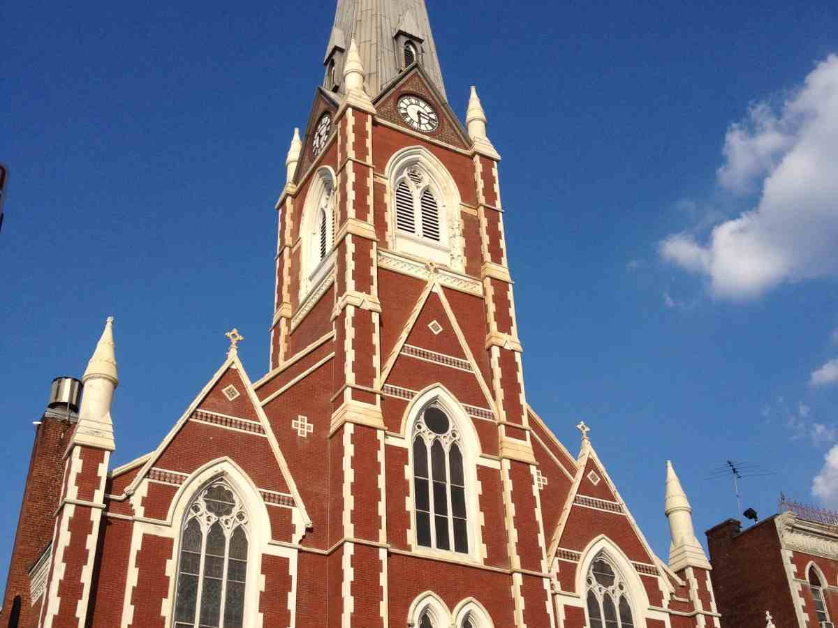 Saint Anthony of Padua Church - image via Historic Districts Council