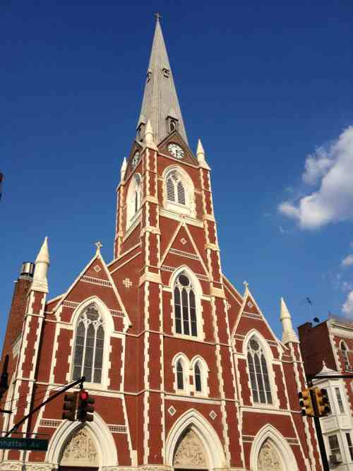 Saint Anthony of Padua Church - image via Historic Districts Council