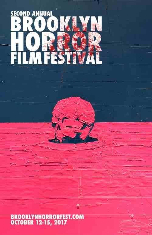 Brooklyn Horror Fest Poster 2017