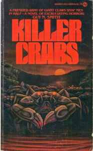Killer Crabs cover art