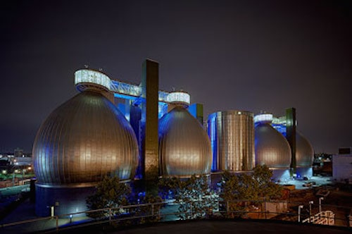 Digester Eggs via NYC DEP