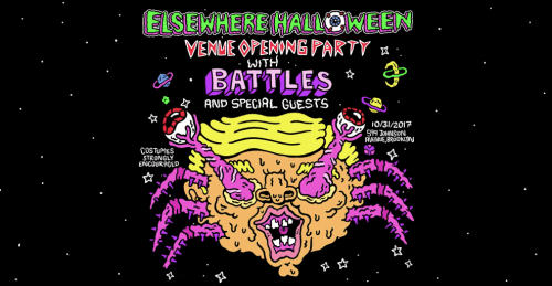 Elsewhere Grand Opening