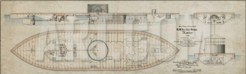 Rowland's blueprints for the monitor