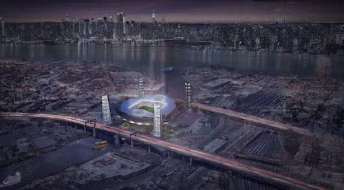 New York City (Flying) Football Club?