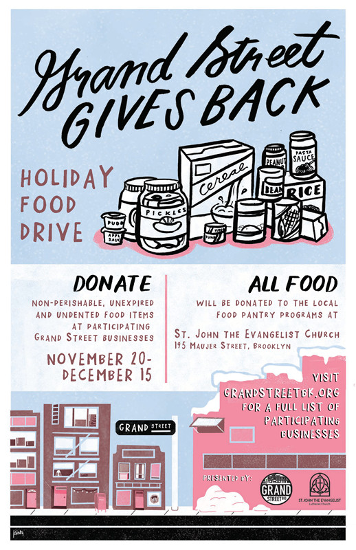 GSBID_FoodDrive_Poster_v3 reduced