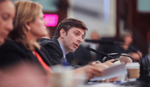Councilman Stephen Levin