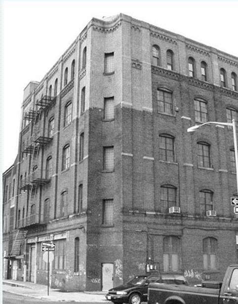 Weidmann Cooperage, now the Wythe Hotel