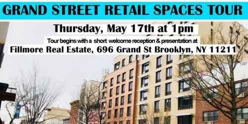 Grand Street Retail Spaces