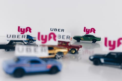 Uber & Lyft via Unsplash