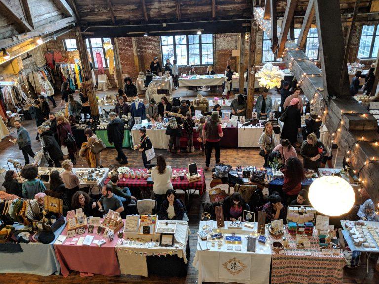 Greenpointers Valentine's Day Market 2018