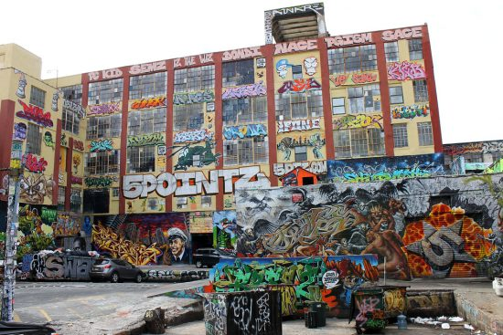 The Tragic Death and Lasting Legacy of Five Pointz - Greenpointers