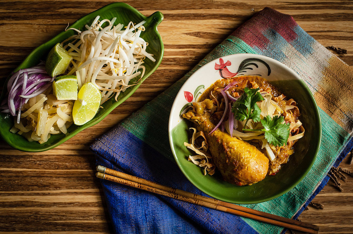 Little Tiffin's Khao Soi