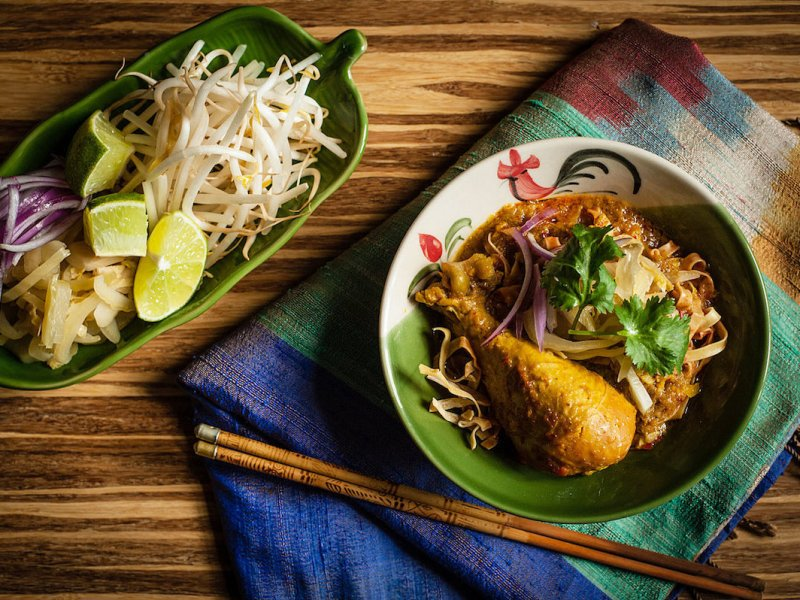 Little Tiffin's Khao Soi