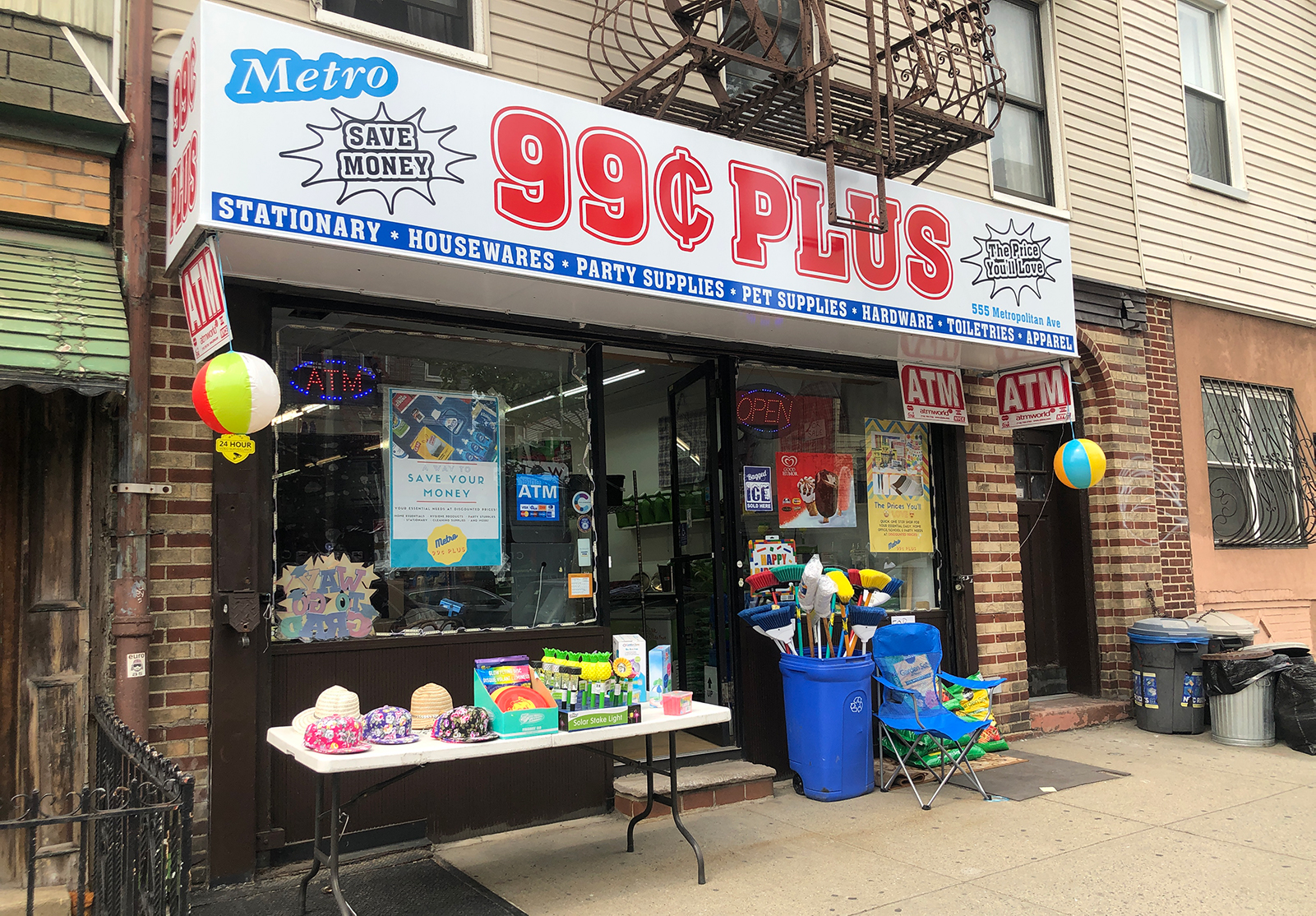 How A New 99-Cent Store Is Navigating North Brooklyn