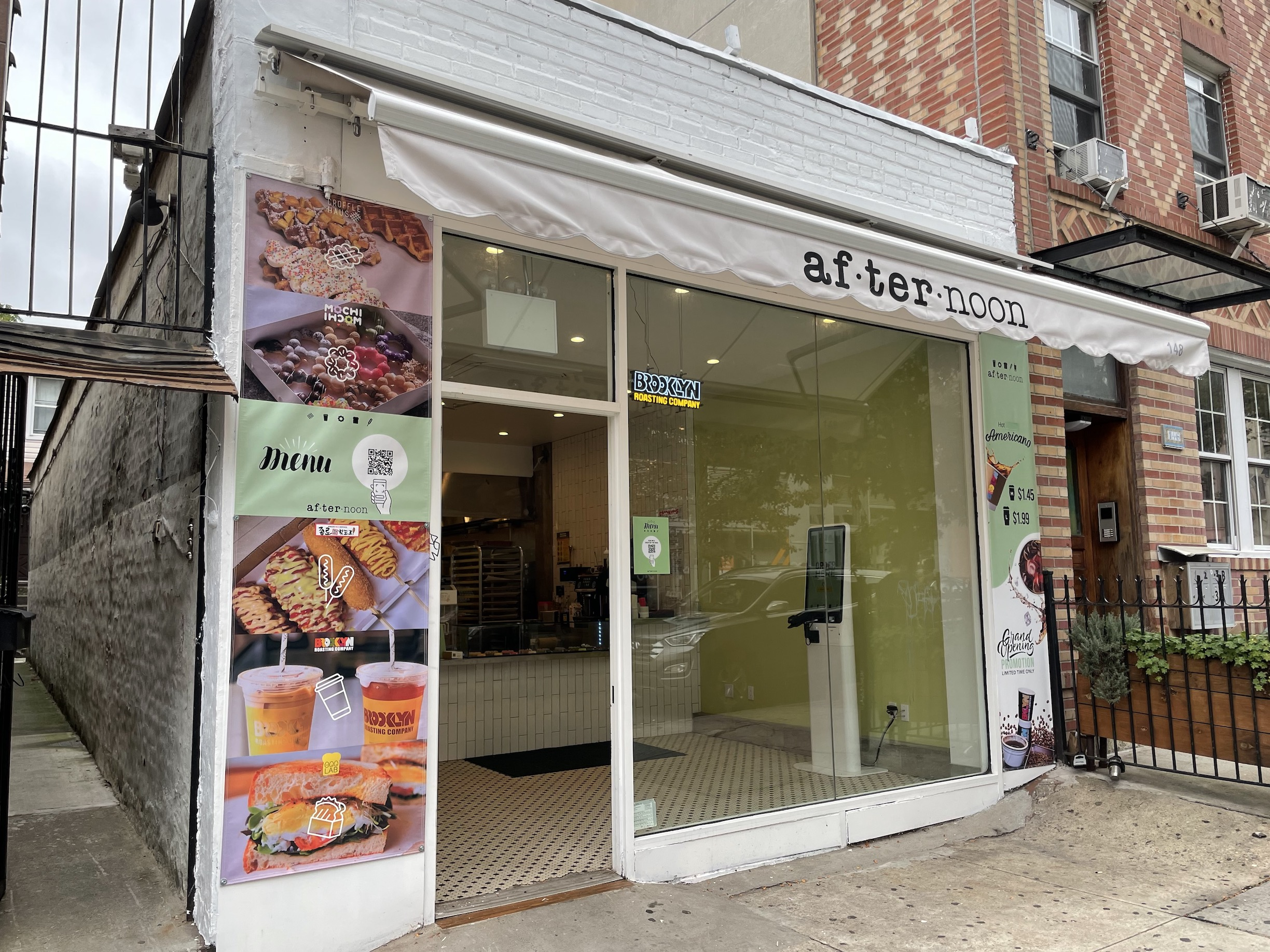Afternoon Offers Korean Treats in Williamsburg