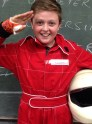 James chipping sodbury chainreaction greenpower race driver