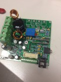 Speed controller circuit board
