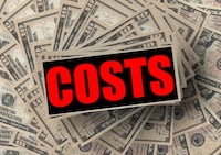 Costs on Dollar Pile