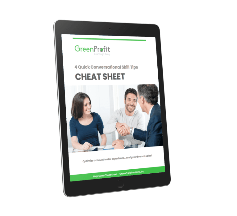 Conversational Skills Cheat Sheet Tablet Cover