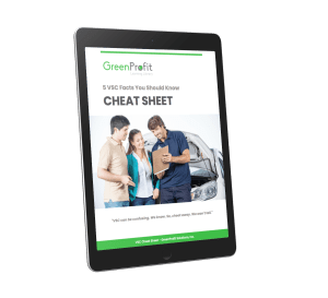 VSC Cheat Sheet Tablet Cover