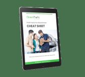 VSC Cheat Sheet Tablet Cover