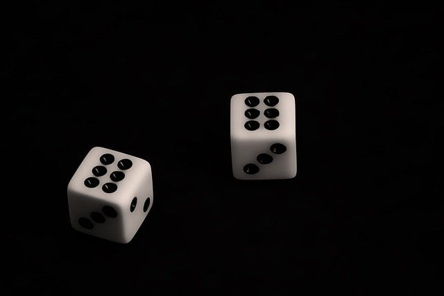 Dice with 6s