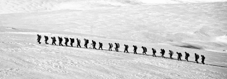 Mountain Trekking Group