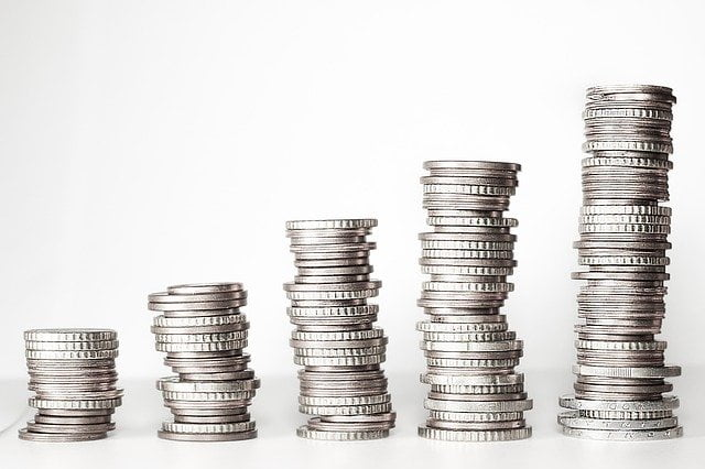Silver Coin Towers Increasing