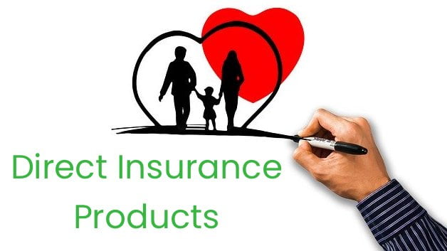 Heart Around Family - Direct Insurance Products