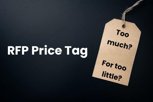 RFP Price Tag