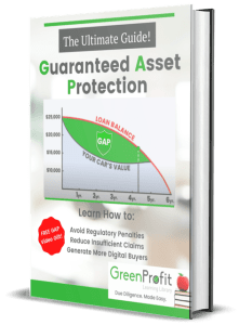 Ultimate Guide to Guaranteed Asset Protection - eBook Cover