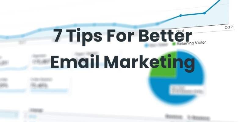 Email Marketing Tips Charts
