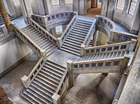 4 Staircases