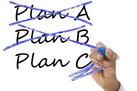Plan A B C Written