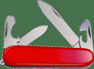Small Swiss Army Knife Tool