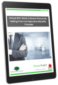 Executive Benefits White Paper Cover