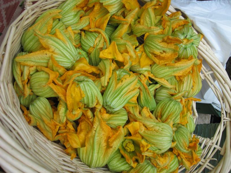 Zucchini Blossom Frittata Makes The Most Of Farmers