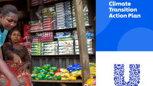The Unilever climate action plan was approved by its shareholders