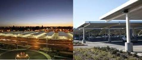 Fresno State Solar Carport