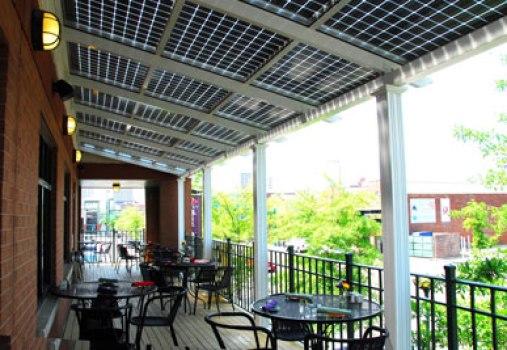 Florian Solar Canopy