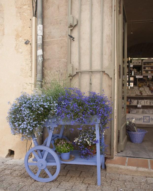 At Uzes, Gard, France