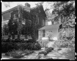 Green River Plantation House Side View c. 1938