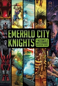 Emerald City Knight Adventure Series (PDF)