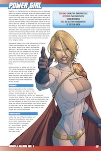 Heroes & Villains, Vol. 2 PDF Preview: Power Girl