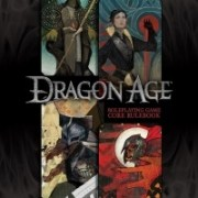 Dragon Age Core Rules Cover Mockup