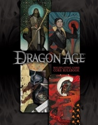 Dragon Age Core Rulebook