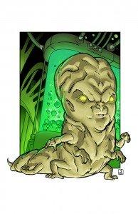 Alien Supermind